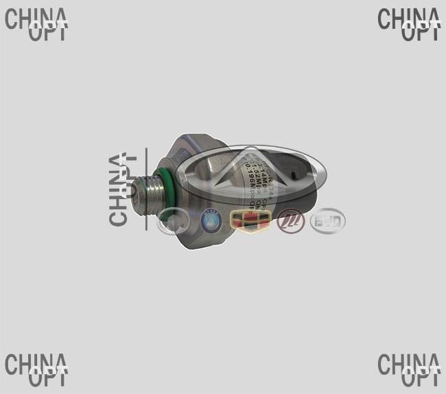 Датчик давления кондиционера, наружная резьба, Geely CK1F [с 2011г.], 1708603180, Aftermarket