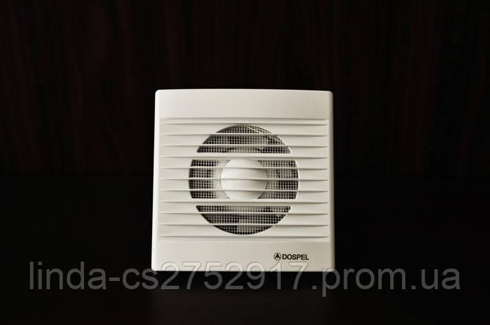 Вентилятор Zefir 100 s, бытовой вентилятор на втулке, фото 2