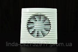 Вентилятор Play classic 100 s, тихий вентилятор, шариковый подшипник