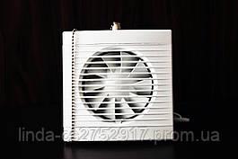 Вентилятор Play clasіiс 125 wp, тихий вентилятор, вентилятор на шариковом подшипнике