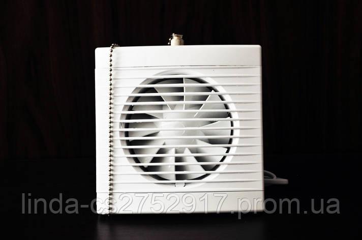 Вентилятор Play clasic 100 wp, тихий вентилятор, вентилятор на шариковом подшипнике, фото 2