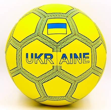 М'яч футбольний Гріппі 5 шарів UKRAINE FB-0047-768 розмір 5