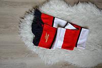 Футбольный шарф Арсенал Arsenal классика возможна бесплатная доставка