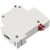 230 / 400V 1P Пластиковый воздушный выключатель Миниатюрный выключатель выключения выключателя 6-6A