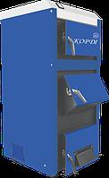 Твердотопливный котел Корди АОТВ - 16 МТ сталь  6мм (модернизированный, термо)