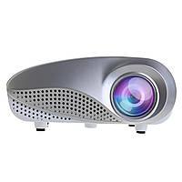 GIGXON H600 Мультимедиа 1200 люмен Портативный LCD LED Офис и домашний кинотеатр Проектор