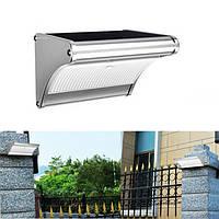 ARILUX® Солнечная 24 LED Светильник встраиваемый в стену уличный Настенный уличный светильник