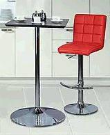 База для стола Кристал Бар хром. H 960 мм/