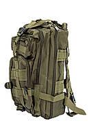 Тактический Штурмовой Военный Рюкзак 35-40л 3 цвета 35, Германия, Зелений