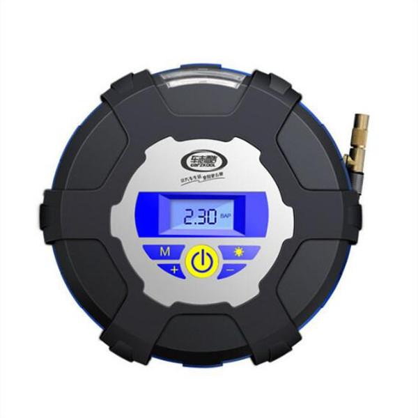 Циркуляр 12V Electric Авто Воздушный компрессор Светодиодный Надувной цифровой Дисплей Авто Инфлятор для шин Насос - ➊TopShop ➠ Товары из Китая с бесплатной доставкой в Украину! в Днепре