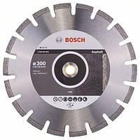 Диск алмазный Bosch Standart for Asphalt