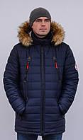 """Мужская стеганная куртка """"Canada Goose"""".Новая коллекция от производителя """"Arctic Ice 2017-18""""."""