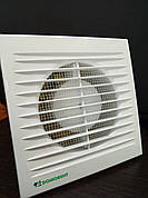 Вентилятор Domovent 100CT,вентилятор на втулке,вентилятор с таймером.