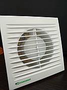 Вентилятор Domovent 125CT,вентилятор на втулке,вентилятор с таймером.