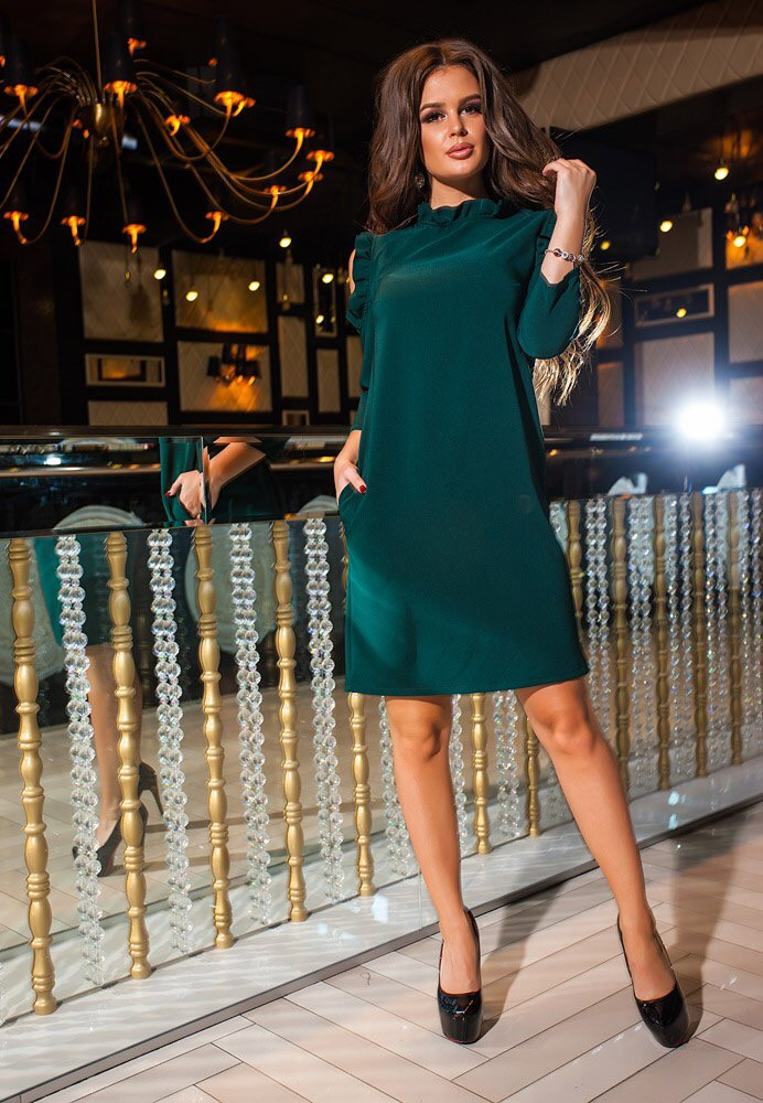 e71df769084 Купить Платье нарядное из трикотажа вечернее оптом и в розницу от ...