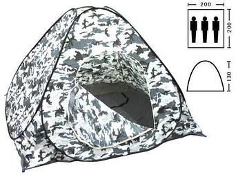 Зимняя палатка 2х2