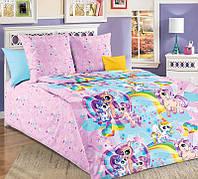 Комплект детского постельного белья Пони Звездочка (подростковый)
