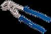 """Кліщі переставні сині 250 мм """"Sigma"""""""