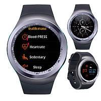 KALOAD Y1 Plus Сердце Оценка артериального давления Монитор Шагомер Дистанционный камера Smart Watch