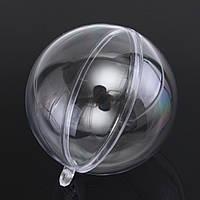 20Set Пластиковый шар Формы 65 мм Сердце Форма 70мм Форма шара для крана DIY Украшение для ванной