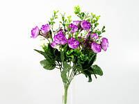 Декор букет фиолетовый