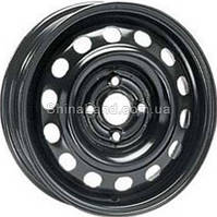 Стальные диски КрКз Chevrolet Aveo 5.5x14/4x100 D56.6 ET45 (Mist Black)