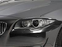 РЕСНИЧКИ (НАКЛАДКИ НА ФАРЫ) BMW F10 ДОРЕСТАЙЛ, фото 1