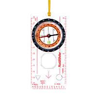 NatureHike Outdooors Ручной компас Светлый уровень Кемпинг Направленная основа Пластина Линейка Карта Шкала