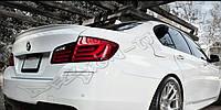 СПОЙЛЕР (ЛИПСПОЙЛЕР ШИРОКИЙ) BMW F10, фото 1