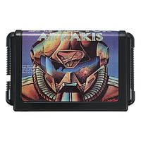 16bit битва для игрового картриджа Arrakit для Sega Mega Drive Console