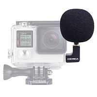ComicaVG05Шаровидноестереовидео-интервьюМикрофон для GoPro Фотоаппараты Hero 3 3 Plus 4 5