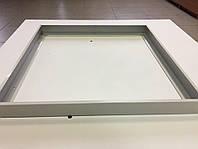 """Рамка  """"Кит-М"""" для накладного монтажа LED панелей 600х600 (595х595)"""