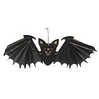 HalloweenPartyDecorationPropHangingVampire Bat 24 дюймов Размах крыльев