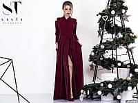 Платье (42-44, 46-48, 50-52) — трикотаж чешуя купить оптом и в розницу в одессе  7км