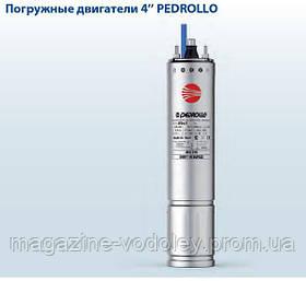 Погружной двигатель Pedrollo 4PD 3кВт  (4 дюйма)