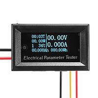 RD® 33V / 3A 7in1 Blue OLED Многофункциональный тестер Измеритель Напряжение Текущее время Температура Емкость Электрический вольтметр Амперметр