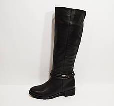 Зимние кожаные сапоги Respect, фото 3