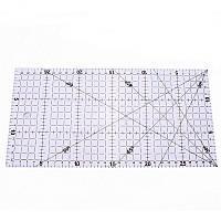 30x15cm Клинт-линеарный акриловый чехол для чистки Quilt Pitchwork Diy Набор