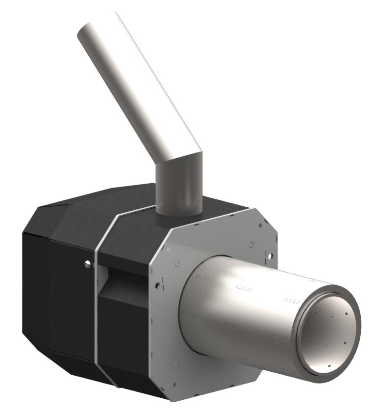 Пеллетная горелка KIPI ROTARY 26 kWt + ecoMax850