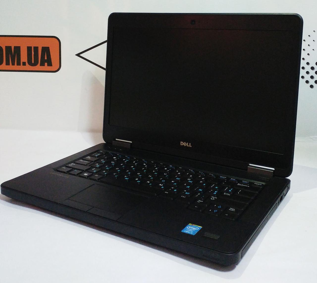 "Ноутбук Dell Latitude E5440, 14"", Intel Core i5-4300U 2.9GHz, RAM 8ГБ, HDD 320ГБ"