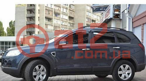 Chevrolet Captiva 2007-2011; 2011 ->