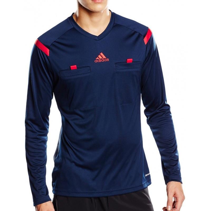 Судейская футболка Adidas Referee 14 Long Sleeve Jersey