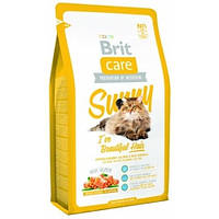 Brit Care Cat Sunny Beaut Hair — для здоровой кожи и шерсти 0.4кг
