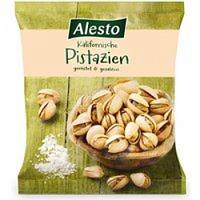 Фисташки Alesto Pistachios соленые 500 г (Венгрия)