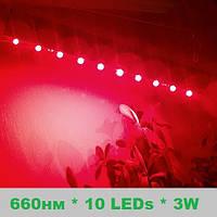 Светодиодный светильник для растений, 20 W, 6/4-биколор