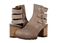 Туфли на каблуке (Оригинал) SOREL Addington Bootie Sahara/Cordovan