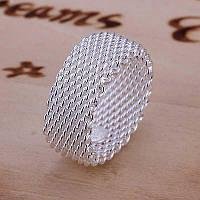 """Кольцо женское в стиле Tiffany & Co """"Сияющая кольчуга"""""""