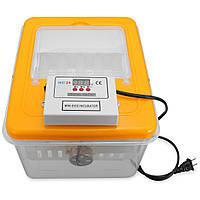 12-позиционныйэлектронныйцифровойинкубаторАвтоматическийтокарный люк для яиц из птицы Куриное утиное яйцо