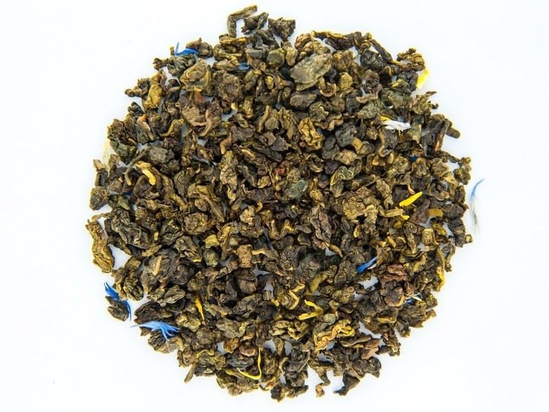 Чай Teahouse Клубничный улун №208