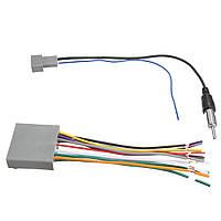 Авто Стерео Радио Проигрыватель Провод Проводка DVD Антенна для Honda Odyssey / Civic CR-V